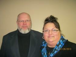 Pastor Allen & Ruth Petersen Blanchard