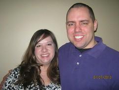 Rev. Brooks & Jill Sayer
