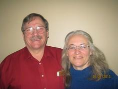 Rev. Daniel & Becky Miller Edgetts Wesleyan