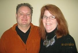 Rev. David & Beverly Kimball Dice Wesleyan