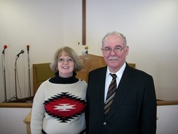 Rev. Roger & Marilyn Warmuskerken Scottville