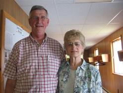 Rev. Ronald & Carole Rickard West Golden
